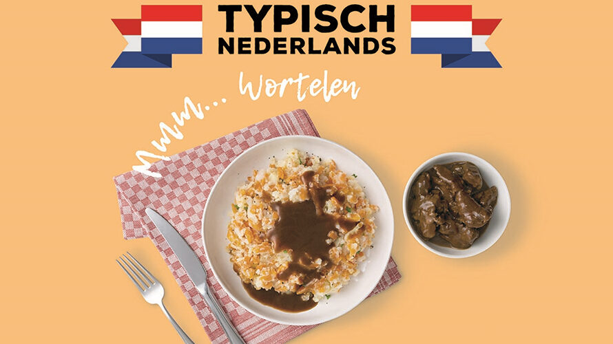 Typically Dutch – carrots