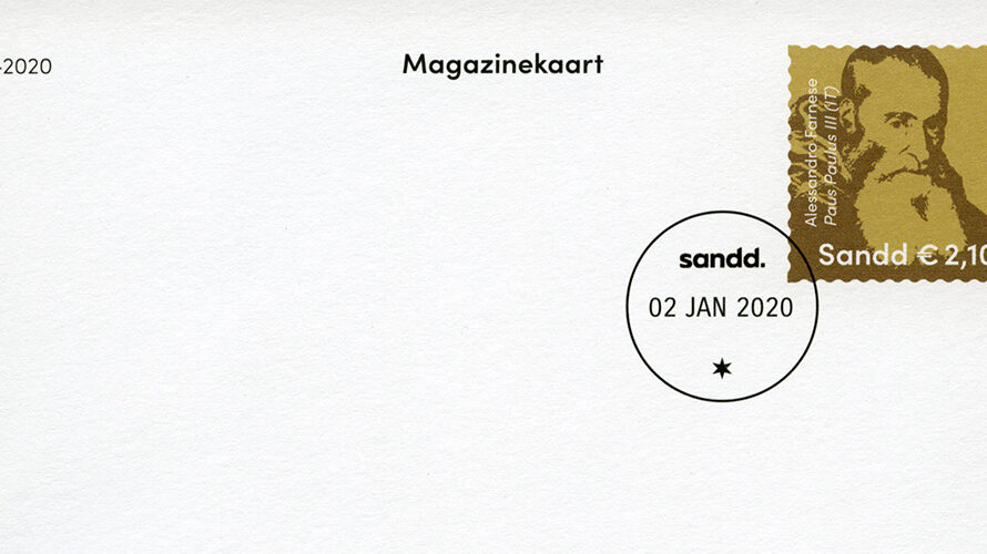 Dutch PostNL legalized Magazinekaart