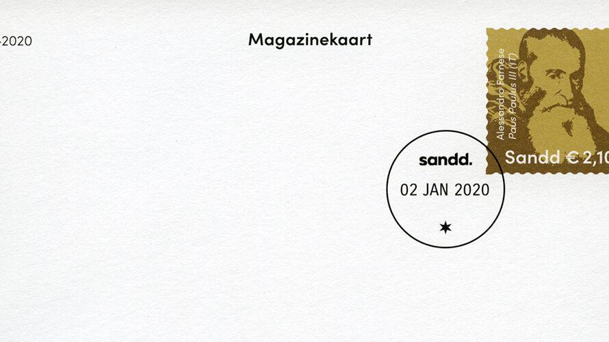 Dutch PostNL legalized Magazinekaart