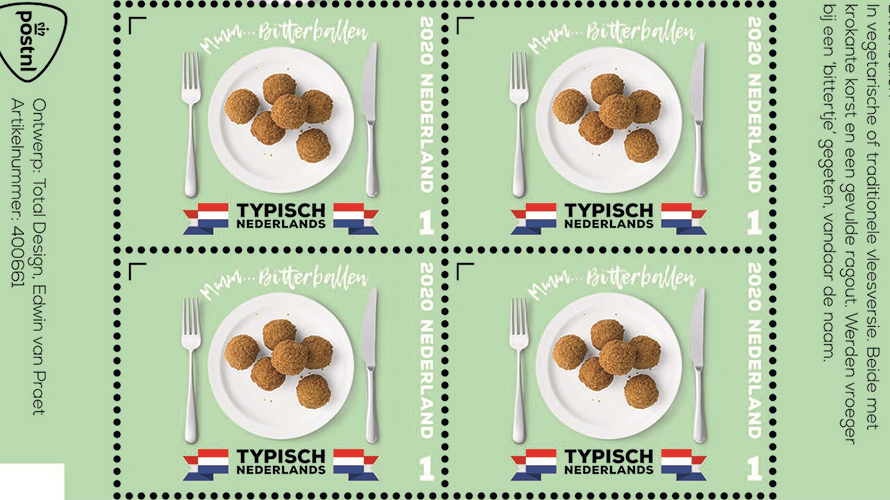 Typically Dutch – bitterballen
