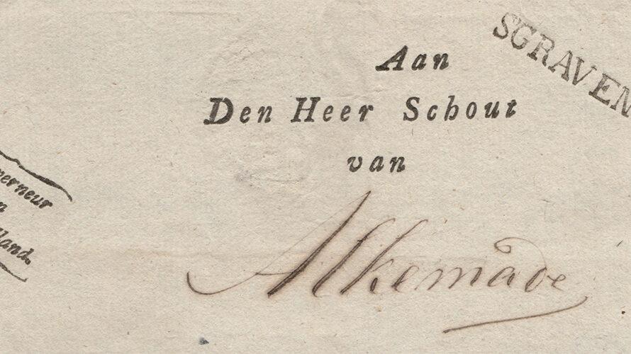 Paramaribo 1821