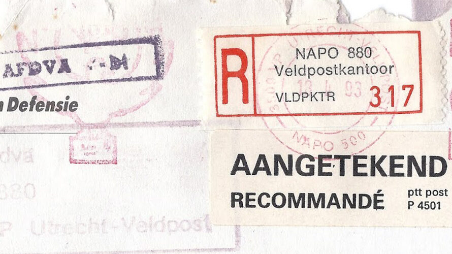 Dutch Field Post Office (NAPO 880)