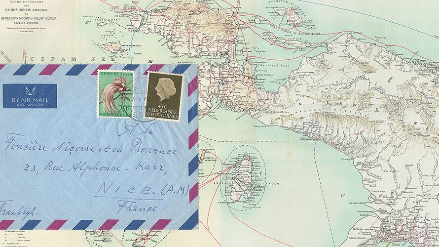 Netherlands New Guinea – a short history