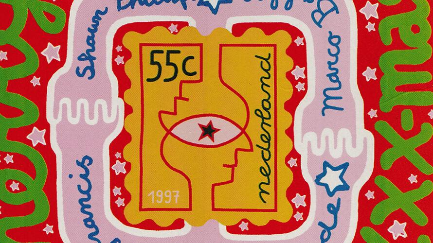Decemberzegels 1997