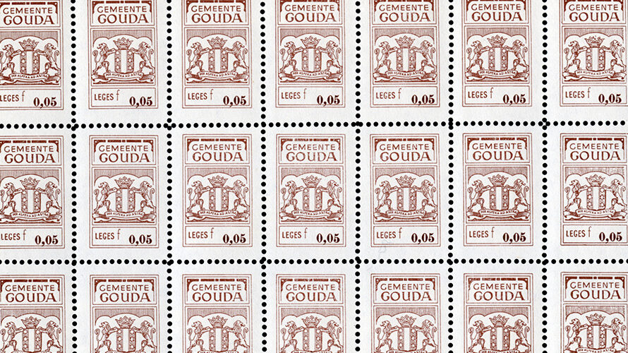Gouda municipal tax