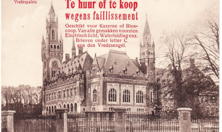 Political propaganda in the Netherlands on Dutch stamps and postal history